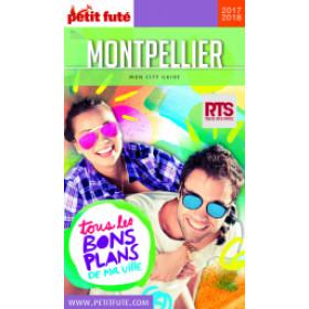MONTPELLIER 2017/2018 - Le guide numérique