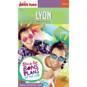 LYON 2018 - Le guide numérique