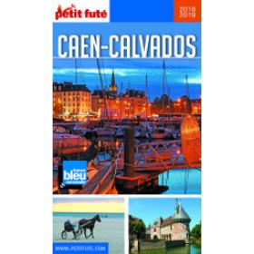 CAEN - CALVADOS 2018/2019 - Le guide numérique