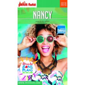 NANCY 2018/2019 - Le guide numérique