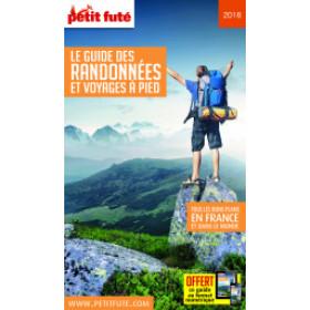 GUIDE DES RANDONNÉES À PIED 2018