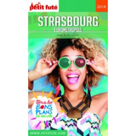 STRASBOURG 2018 - Le guide numérique