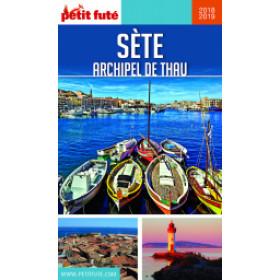 SÈTE - ARCHIPEL DE THAU 2018/2019 - Le guide numérique