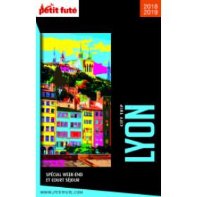 LYON CITY TRIP 2018/2019 - Le guide numérique