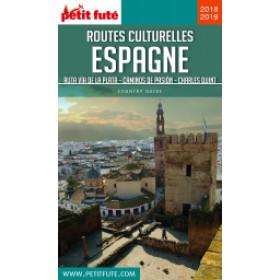 ROUTES CULTURELLES D'ESPAGNE 2018/2019 - Le guide numérique