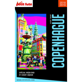 COPENHAGUE CITY TRIP 2018/2019 - Le guide numérique