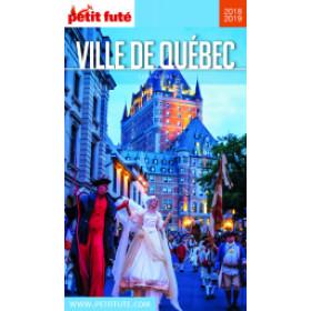 QUÉBEC VILLE 2018/2019 - Le guide numérique