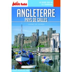 ANGLETERRE / PAYS DE GALLES 2018 - Le guide numérique