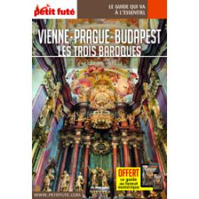 VIENNE - PRAGUE - BUDAPEST 2018