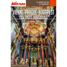 VIENNE - PRAGUE - BUDAPEST 2018 - Le guide numérique