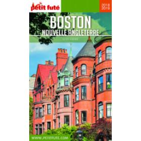 BOSTON NOUVELLE ANGLETERRE 2018/2019 - Le guide numérique