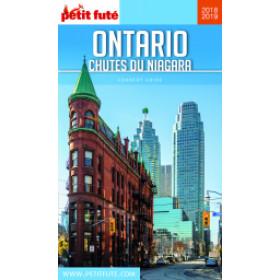 ONTARIO - CHUTES DU NIAGARA 2018/2019 - Le guide numérique