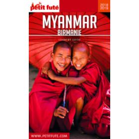MYANMAR - BIRMANIE 2018/2019 - Le guide numérique