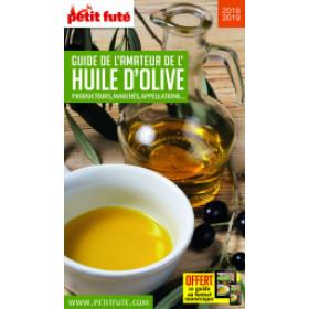 GUIDE DE L'AMATEUR D'HUILE D'OLIVE 2018/2019