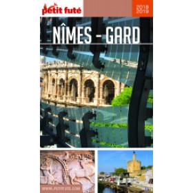 NÎMES - GARD 2018/2019 - Le guide numérique