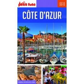 CÔTE D'AZUR - MONACO 2018/2019 - Le guide numérique