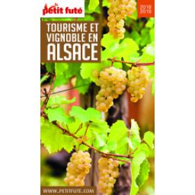 TOURISME ET VIGNOBLE EN ALSACE 2018/2019 - Le guide numérique