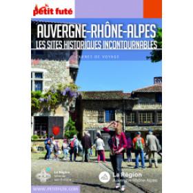 AUVERGNE-RHÔNE-ALPES 2018 - Le guide numérique