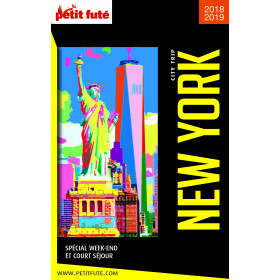 NEW YORK CITY TRIP 2018/2019 - Le guide numérique
