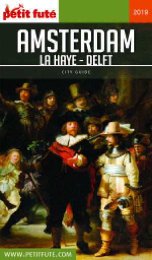 AMSTERDAM 2019 - Le guide numérique