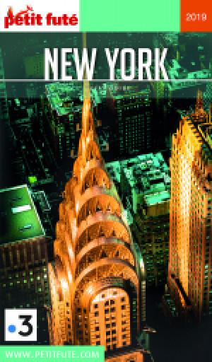 NEW YORK 2019 - Le guide numérique