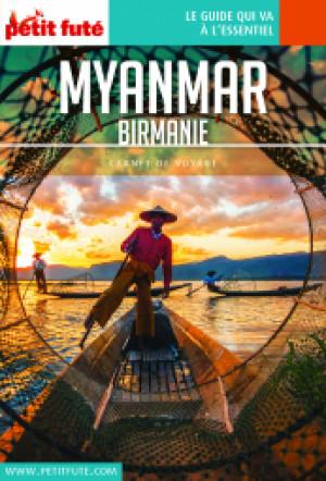 MYANMAR - BIRMANIE 2019 - Le guide numérique