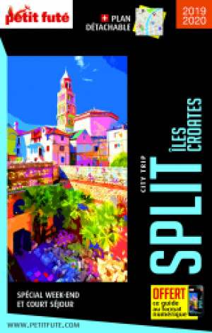 SPLIT / ILES CROATES CITY TRIP 2019
