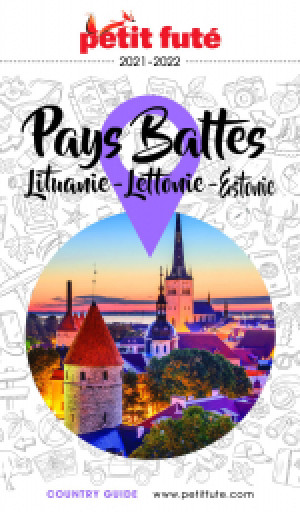 PAYS BALTES 2021/2022 - Le guide numérique