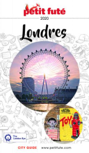 LONDRES 2020 - Le guide numérique