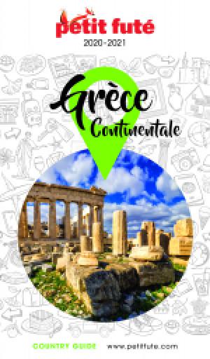 GRÈCE CONTINENTALE 2020 - Le guide numérique