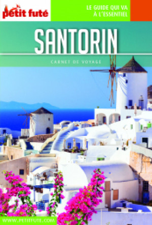 SANTORIN 2020 - Le guide numérique