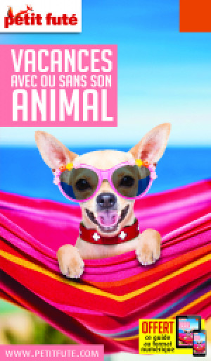 VACANCES AVEC OU SANS SON ANIMAL 2020
