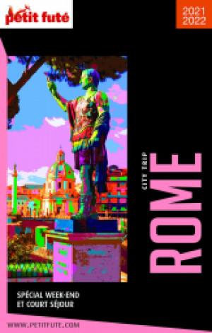 ROME CITY TRIP 2021/2022 - Le guide numérique