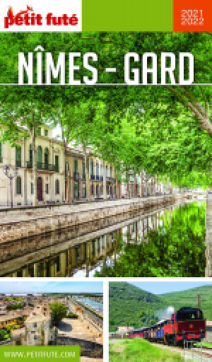 NÎMES - GARD 2020 - Le guide numérique