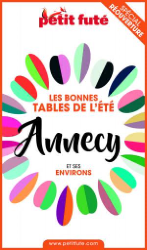 BONNES TABLES ANNECY 2020 - Le guide numérique