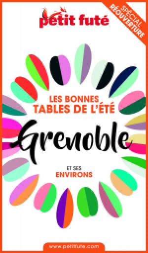 BONNES TABLES GRENOBLE 2020 - Le guide numérique