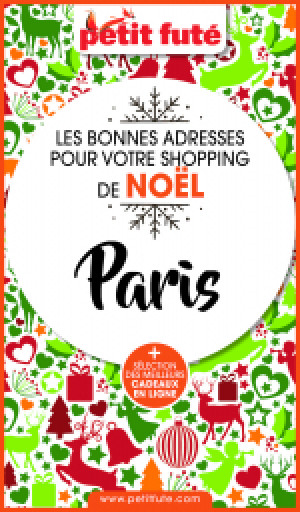 SHOPPING DE NOËL À PARIS 2020 - Le guide numérique