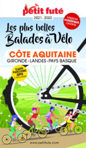 BALADES À VÉLO CÔTE AQUITAINE 2021/2022