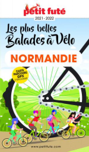 BALADES À VÉLO NORMANDIE 2021/2022 - Le guide numérique