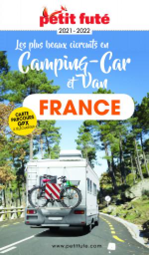 FRANCE EN CAMPING CAR ET VAN 2021/2022 - Le guide numérique