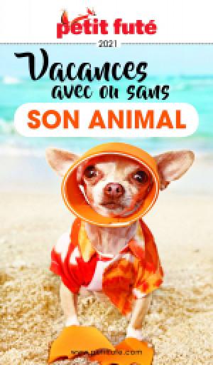 VACANCES AVEC OU SANS SON ANIMAL 2021 - Le guide numérique