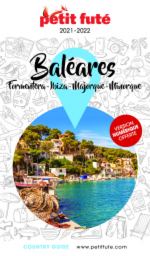 BALÉARES / IBIZA-MINORQUE-MAJORQUE-FORMENTERA 2021