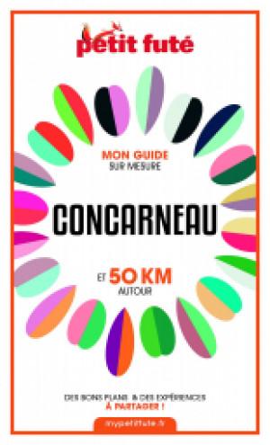 CONCARNEAU ET 50 KM AUTOUR 2021 - Le guide numérique