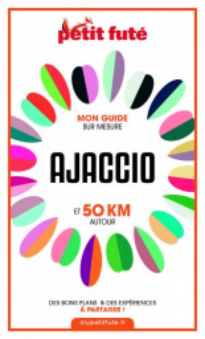 AJACCIO ET 50 KM AUTOUR 2021 - Le guide numérique