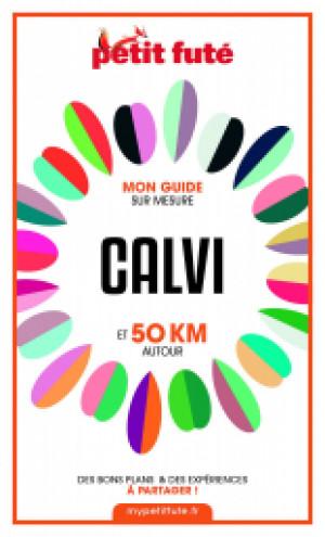CALVI ET 50 KM AUTOUR 2021 - Le guide numérique