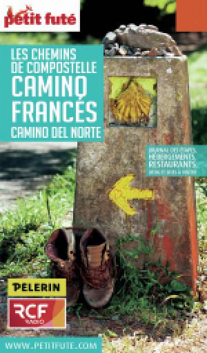 CHEMINS COMPOSTELLE - CAMINO FRANCES 2016 - Le guide numérique