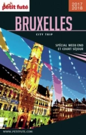 BRUXELLES CITY TRIP 2017/2018 - Le guide numérique