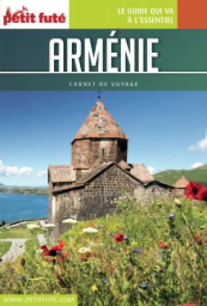 ARMÉNIE 2017 - Le guide numérique