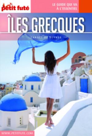 ÎLES GRECQUES 2018 - Le guide numérique
