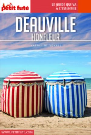 DEAUVILLE / HONFLEUR 2018 - Le guide numérique